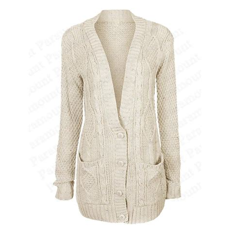 cable knit cardigan womens cable knit womens button boyfriend winter cardigan