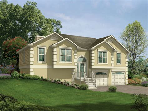 level house split level home designs bi level home plans house plans