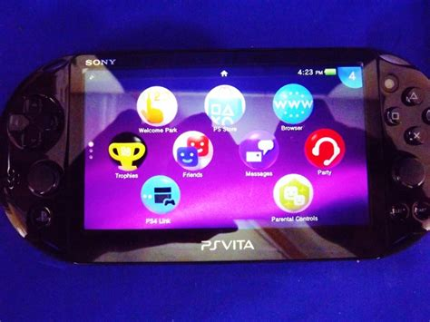 Sony Pch 2001 - sony ps vita pch 2001 very good buya
