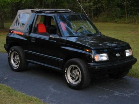 electric and cars manual 1993 geo tracker user handbook blacktracker 1993 geo tracker specs photos modification info at cardomain