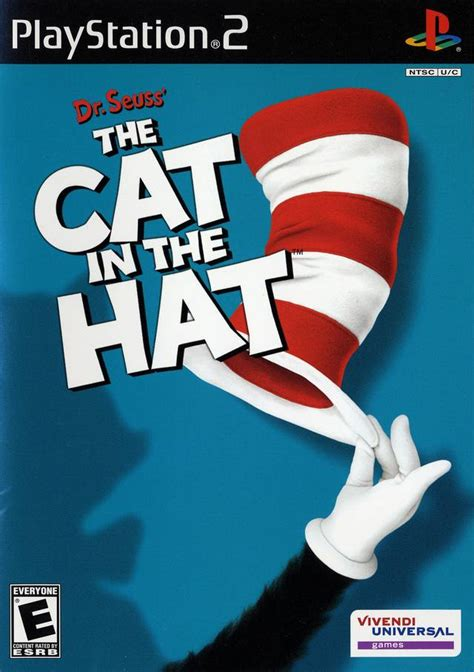 cat in the hat games dont jump on the couch dr seuss the cat in the hat box shot for playstation 2
