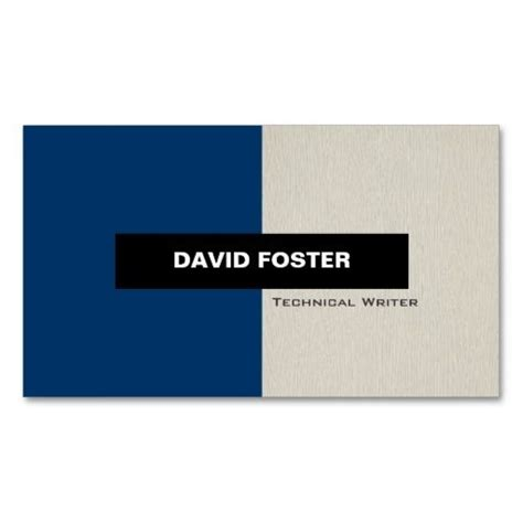 writer business card template 204 best images about technical writer business cards on