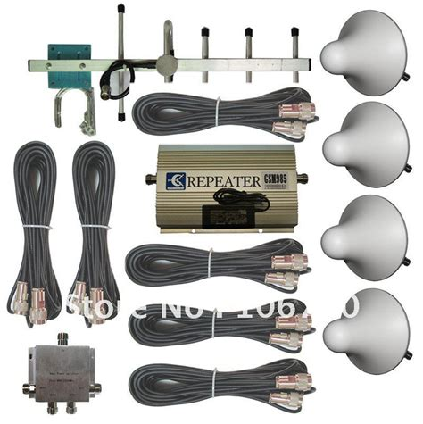 900 square in meters suggest150 2500 square meters gsm 900mhz cell phone signal booster repeater include 6 cables