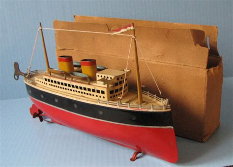 toy boat ocean antique and vintage toy boats and nautical toys for sale