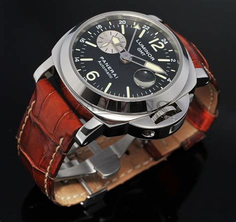 Panerai Luminor Gmt Tanggal Soft Brown 80 best dkwatches images on clock luxury watches and