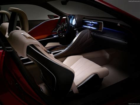 lexus lf lc interior lexus lf lc concept picture 26 of 53 interior my 2012