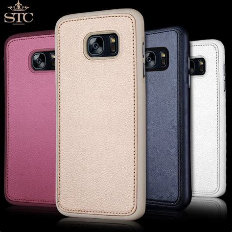 Samsung S7 Silikon Sulley Cover Silikon aliexpress buy for galaxy s7 edge cover leather silicon tpu for samsung galaxy s7