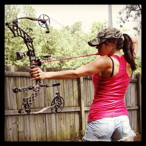 Mathews Bow Giveaway - girls and archery gat daily guns ammo tactical