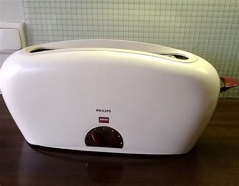 Toaster Philip philips alessi toaster hd2000 nlstudio second