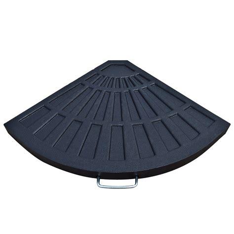 10 Outdoor Patio Umbrella Stand Vintage Table Deck Yard Umbrella Stand For Patio Table