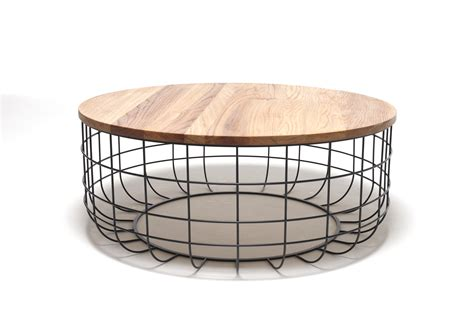 Wire Coffee Table Wire Low Coffee Table By Studio Design