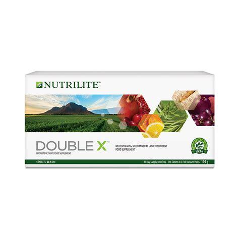 Vitamin Nutrilite X Multivitamin Multimineral Phytonutrient Food Supplement