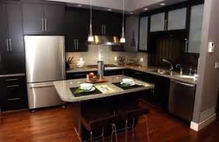 Faucets Vancouver Cocinas Modernas Peque 241 As Sin Gabinete Decoraci 242 N De Cocinas