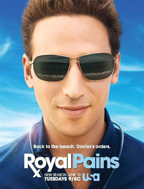 royal pains imdb 2013 royal pains tv poster 9 of 9 imp awards
