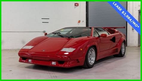 old car repair manuals 1990 lamborghini countach lane departure warning service manual repair 1990 lamborghini countach theft system work repair manual 1990
