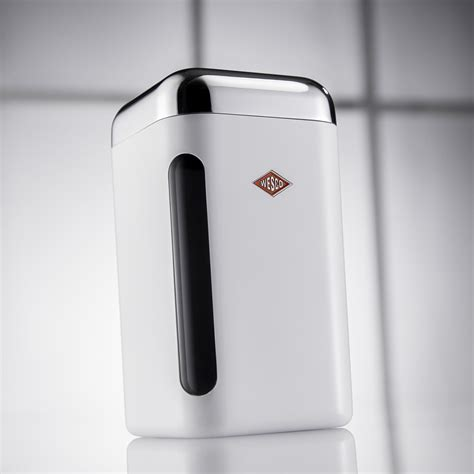 square kitchen canisters buy wesco square canister 1 65l amara