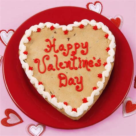 big for valentines s day cookie