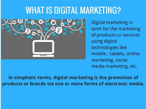 Digital Marketing In digital marketing trends 2017