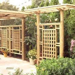 Privacy fence trellis design deck ideas fence ideas outdoor garden