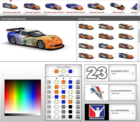 gimp tutorial iracing comfortable iracing paint templates images resume ideas