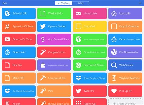 workflow for apps workflow 1 1 deeper ios automation macstories