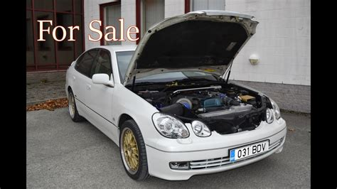 Lexus 2jz For Sale by 600hp Lexus Gs300 2jz Gte 6 Speed
