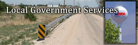 Mba And Government Service by Local Government Services The Prpc