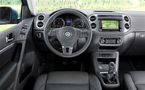 volkswagen suv 2015 interior 2012 volkswagen tiguan first drive truck trend