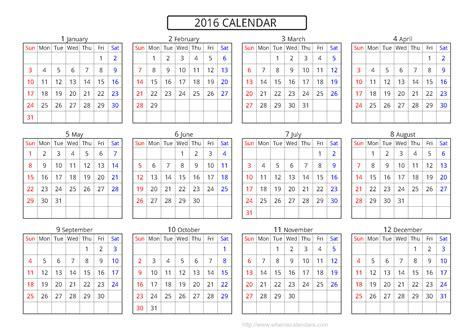 10 year calendar template calendar 2016 template printable pdf image 10 templates