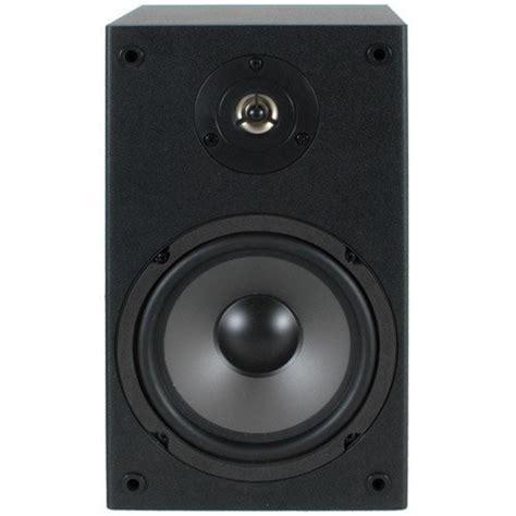 dayton audio b652 6 1 2 inch 2 way bookshelf speaker pair
