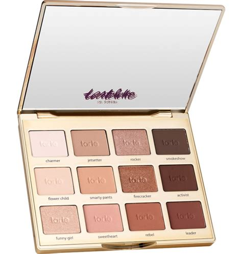 Ulta Launches Exclusive Philosophy Line Baby by Tarte Tartelette 2 In Bloom Amazonian Clay Palette For
