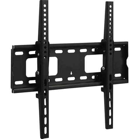 Bracket Tv Ledlcdplasma generic tilt tv wall bracket 24 quot 42 quot led tilt mount black buy jumia kenya