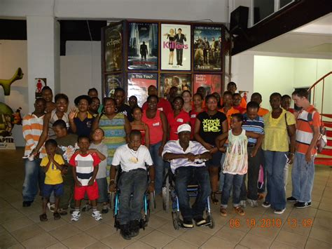 Foyer Of Charity Olympus Theatres Barbados For This Week