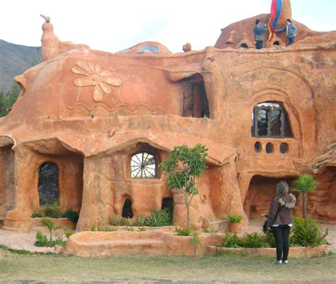 clay houses clay house villa de leyva colombia travel blog by see