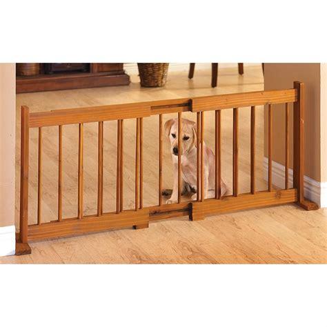 expandable gate expandable wooden pet gate 199425 pet gates rs