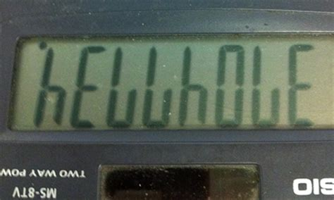calculator you can write on words you can write on a calculator education the guardian