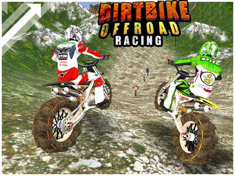 motocross race game app shopper dirt bike offroad racing games