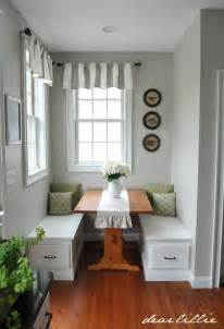 Small Kitchen Nook Ideas by Diy Nooks And Banquettes Home Ideas Pinterest