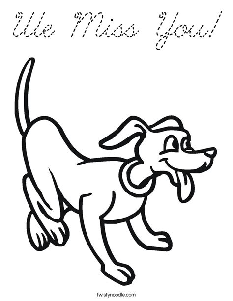 We Will Miss You Coloring Pages Coloring Home Kids Free Coloring Sheets L