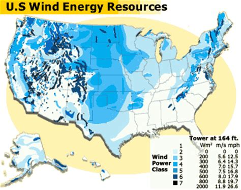 wind power map usa cbsnews