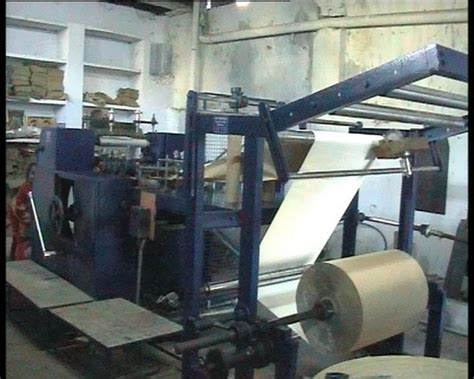 Paper Carry Bag Machine - paper carry bag machine in tiruvannamalai tamil nadu