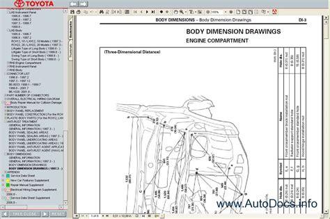 toyota hiace 1989 2004 workshop manual auto repair toyota hiace 1989 2004 service manual repair manual order download