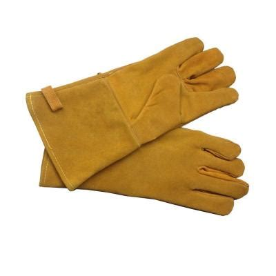 pleasant hearth fireplace gloves fa310g the home depot