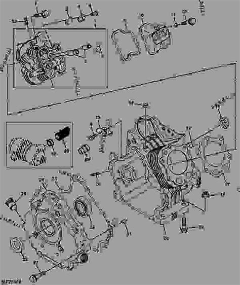 diagrams 880642 deere 6x4 gator engine diagram