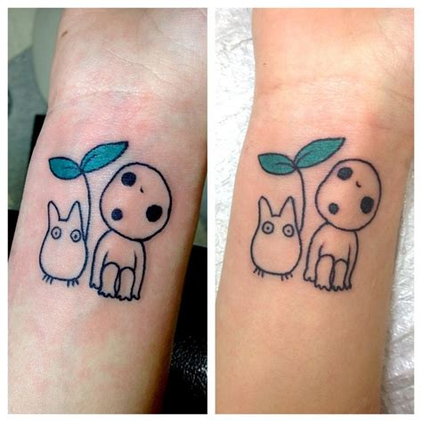 kodama tattoo 17 best images about ghibli on studios