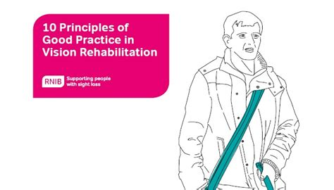 Vision Detox Uk by Rnib Launch 10 Principles Of Practice In Vision