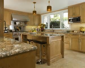 Oak Kitchen Design Ideas Traditional Oak Kitchens Design Ideas Pictures Remodel
