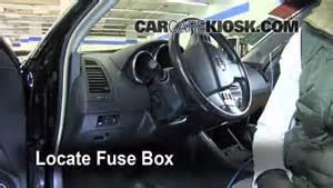 2006 Nissan Altima Fuse Box Interior Fuse Box Location 2002 2006 Nissan Altima 2006