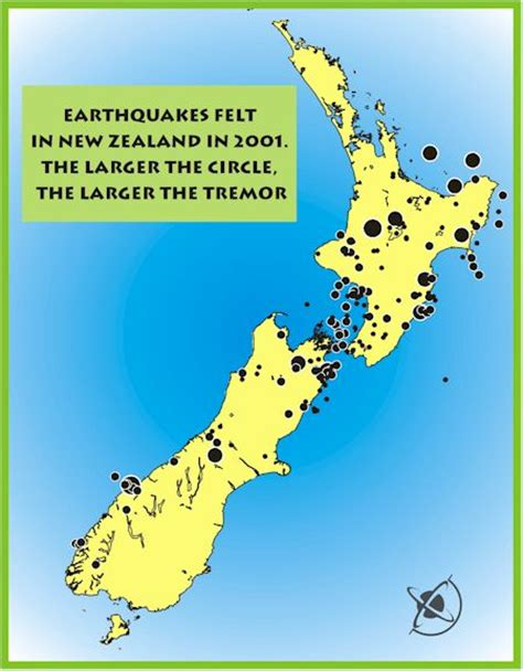 Outline The Causes Of Earthquakes Scheme by 2001 Quakes Distant To Be Damaging Media Releases News And Events Home Gns Science