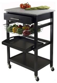 contemporary kitchen carts and islands utility cart with foldable metal basket contemporary